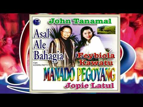 John Tanamal ♪ Asal Ale Bahagia ♫ Voc. John Tanamal & Elsanoca - Cipt. Edwin Patty