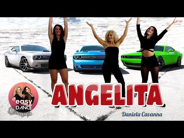 ANGELITA - BALLI DI GRUPPO line dance - Daniela Cavanna - Coreografia Easydance