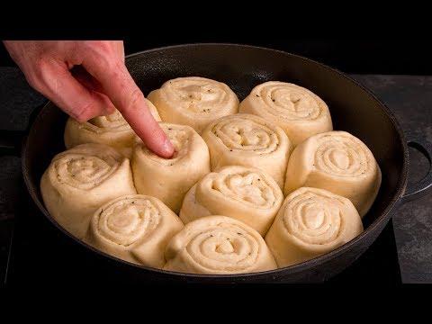 pain-à-l'ail-dans-la-poêle-avec-un-goût-et-une-arôme-absolument-irrésistibles.|-savoureux.tv