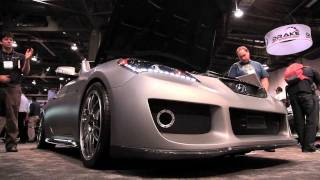 Hyundai RMR RM500 Genesis Coupe 2012 Videos