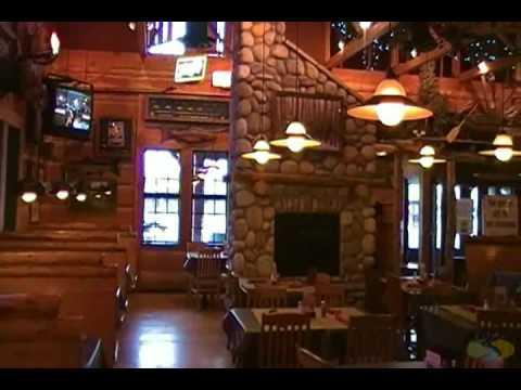 Montana's Cookhouse Saloon - YouTube