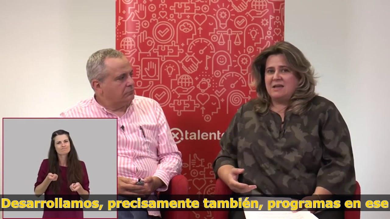 Ver en Youtube el vídeo Capítulo IV de la serie 'Píldoras formativas #NoEstáisSolos. Webinars Por Talento. Abre en nueva ventana