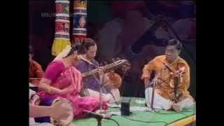 Nithyasree Mahadevan Carnatic Songs | Bharatha Samudayam - New Tamil Songs