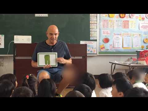 English Class  Complete Lesson  Teaching 3 and 4 Year Old Children  ESL  EFL