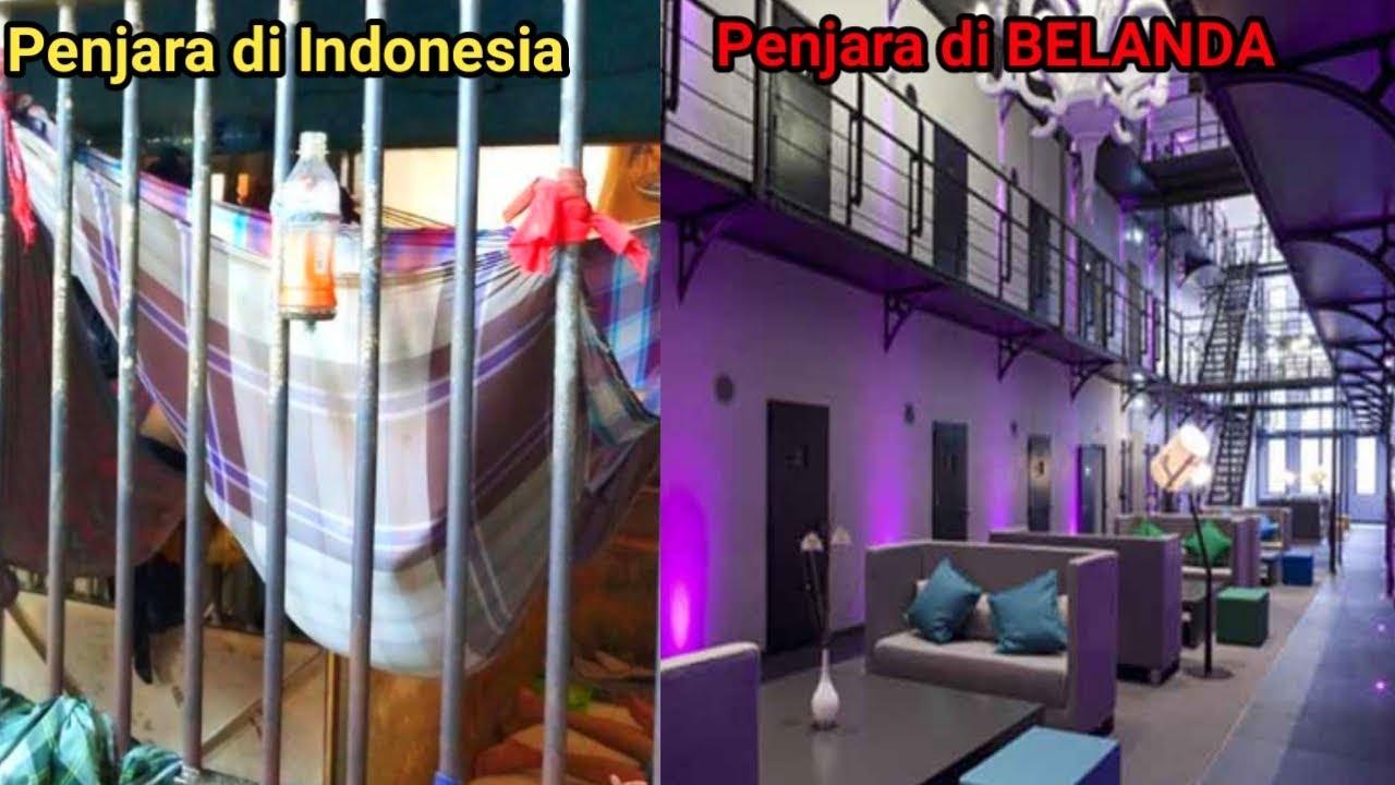 Beda Banget dengan Indonesia - Akibat Sepi Penjara di Belanda Justru  Berubah Jadi Hotel Mewah