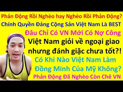 Phản Động Rồi Nghèo hay Nghèo Rồi Phản Động - Ngô Đình Diệm và Nguyễn Văn Thiệu, Ai Hơn Ai?