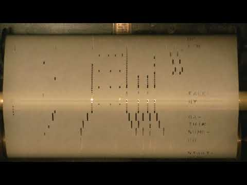 Baby Face....QRS Piano Roll # 8371 played by J. Lawrence Cook