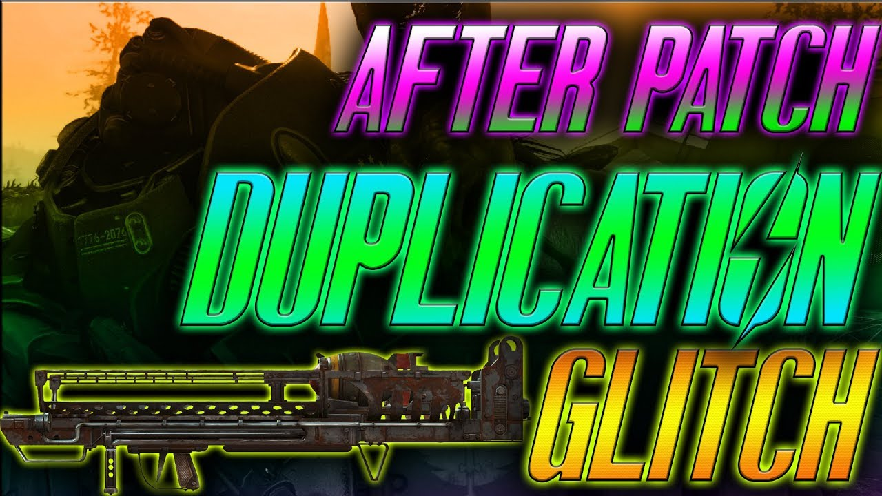 FALLOUT 76 AFTER PATCH DUPLICATION GLITCH | fallout 76 best duplication  method !