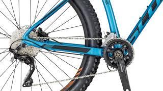 Обзор велосипеда SCOTT Scale 720 2018