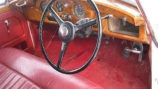 1957 Bentley S1 Test Drive, Engine Sound and Walk Around