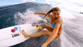 GoPro: Surfing Indo With Lakey Peterson - TV Commercial