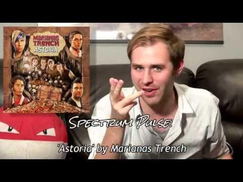 Marianas Trench - Astoria - Album Review