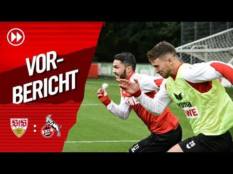 Vorbericht: VfB Stuttgart - 1. FC Köln