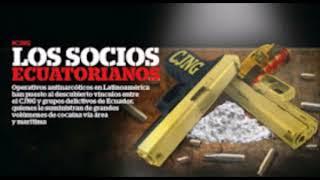 Operativos antinarcóticos en Latinoamérica han puesto al descubierto vínculos entre el CJNG