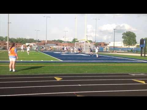 Rachel Recruitment video Class of 2018 Althoff Catholic High School Goalkeeper
