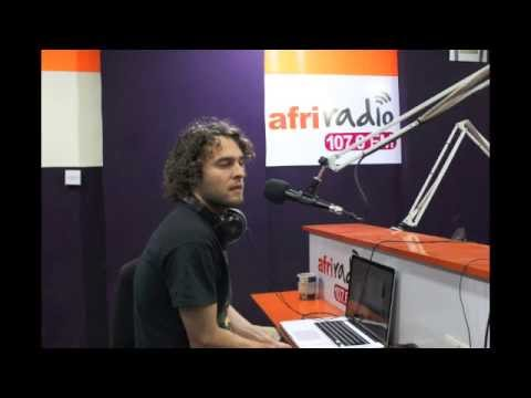 Elijah - Afri Radio Interview, Gambia
