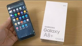 Samsung A8 Plus (A8+) 2018 Unboxing & review After 1 month of launch date