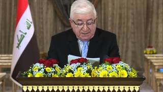 رئيس الجمهورية يدعو الى اصلاح القضاء وحماية الدستور ويدين الاعتداء على المتظاهرين