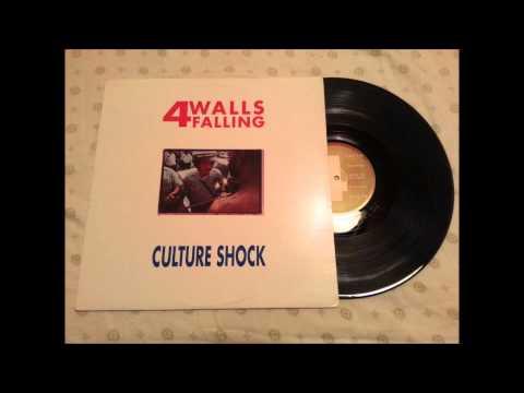 4 Walls Falling - Culture Shock (full album)