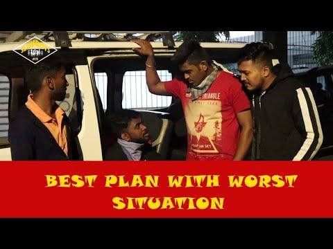 Best plan with worst situation/ slum Boys 78