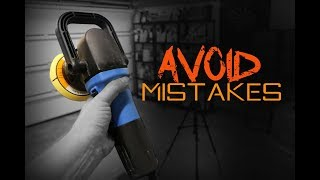 12 Mistakes to Avoid When Machine Polishing
