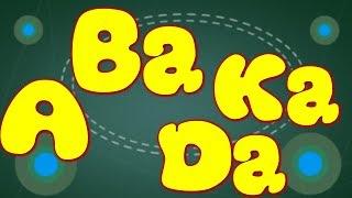 A Ba Ka Da - Tagalog Alphabet ABC - Alpabetong Pilipino | Filipino Alphabet Song | Awiting Pambata