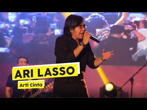 [HD] Ari Lasso - Arti Cinta (Live At BPD DIY 2018)