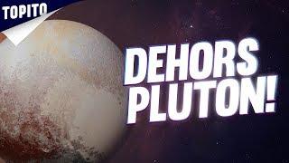 Top 8 des raisons d'avoir viré Pluton des planètes du système solaire
