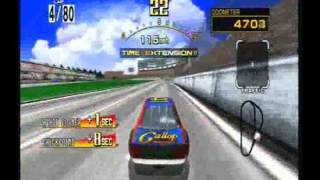 XBLA Achievement: Daytona USA - Survive 5000