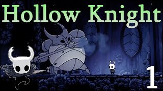 Welcome to HALLOWNEST! - Day 1 - Hollow Knight Stream VOD