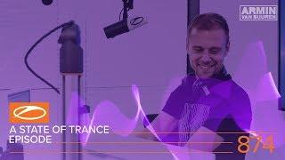 A State Of Trance Episode 874 XXL Alpha 9 ASOT874 Armin Van Buuren