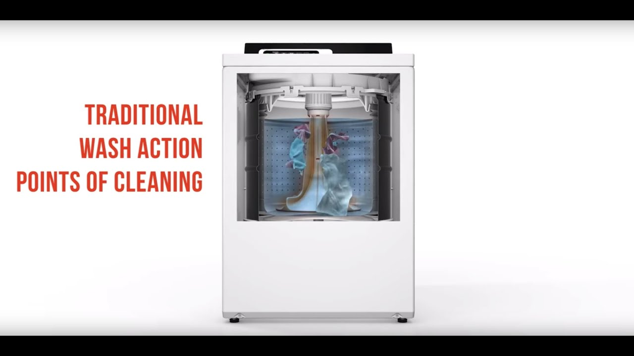New 2018 Speed Queen TR7 Top Load Washer Overview