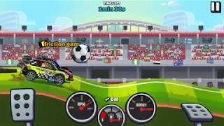 Hill Climb Racing 2 Long Kick World Cup Event #2   Android Gameplay   Friction Games