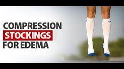 Compression Stockings for Edema