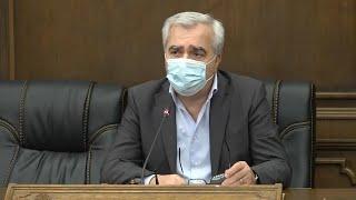 ՀՀ ԱԺ «Իմ քայլը» խմբակցության ճեպազրույցը՝ ուղիղ