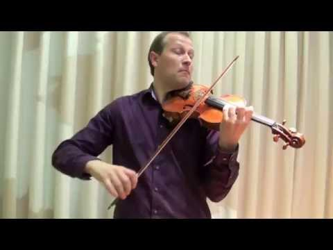Paganini Caprice nº 24 (BEST VERSION) - Nicolas Koeckert