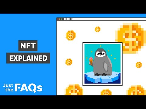 What is an NFT? Here's why some are paying millions for digital art   Just the FAQs