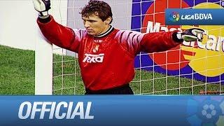 Historia: los porteros del Real Madrid - HD