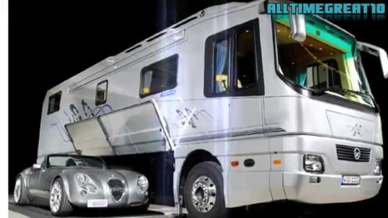 Top10 Most Expensive Motorhomes In The World Full Hd 2015