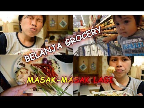 Belanja | Masak Ayam RW lagi | Masakan Manado
