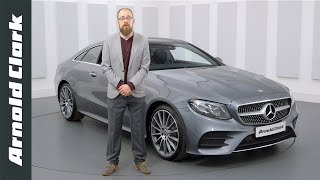 Mercedes-Benz E Class Coupe Walkaround - Arnold Clark