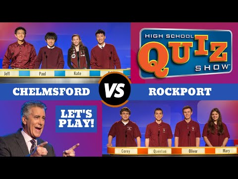 High School Quiz Show - Chelmsford vs. Rockport (503)