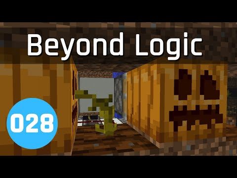 Beyond Logic #28: That's no melon... it's a pumpkin | Minecraft