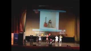 Wcs Hinode Russia Karaoke ReneTenoh Y.oU.r CosBand - Guri Guri Green Green.mp3