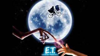 E.T. - The Extra-Terrestrial | Soundtrack Suite (John Williams)
