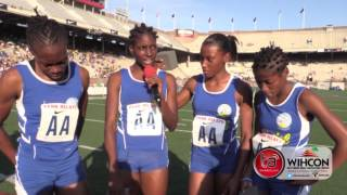 Hydel wins 4x400m for first title at Penn Relays