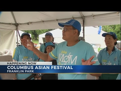 Columbus Asian Festival in full swing at Franklin Park