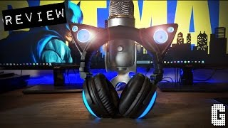 Cat Ear Headphones With Speakers by Axent Wear REVIEW!