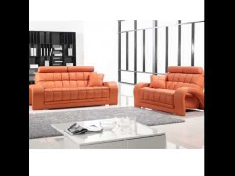 SANTIAGO LEATHER SOFA SUITE