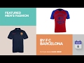 By F C Barcelona Featured Men's Fashion